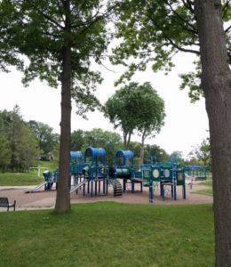 Audubon Park is a neighborhood near Minneapolis MN
