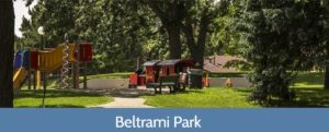Beltrami is a neighborhood near Minneapolis MN