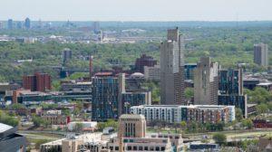 Cedar Riverside is a neighborhood near Minneapolis MN