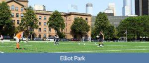 Elliot Park is a neighborhood near Minneapolis MN
