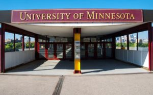 University of Minnesota is a neighborhood near Minneapolis MN