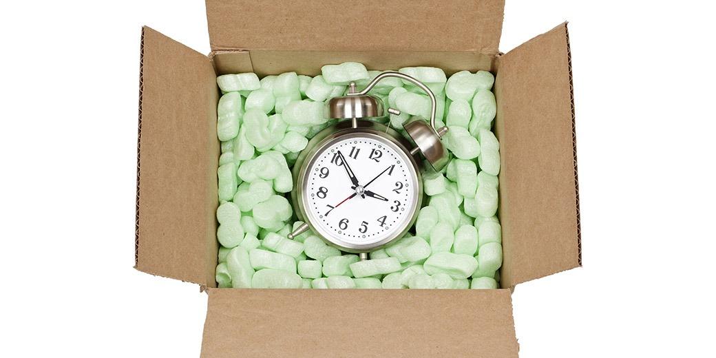 Alarm Clock in a Box