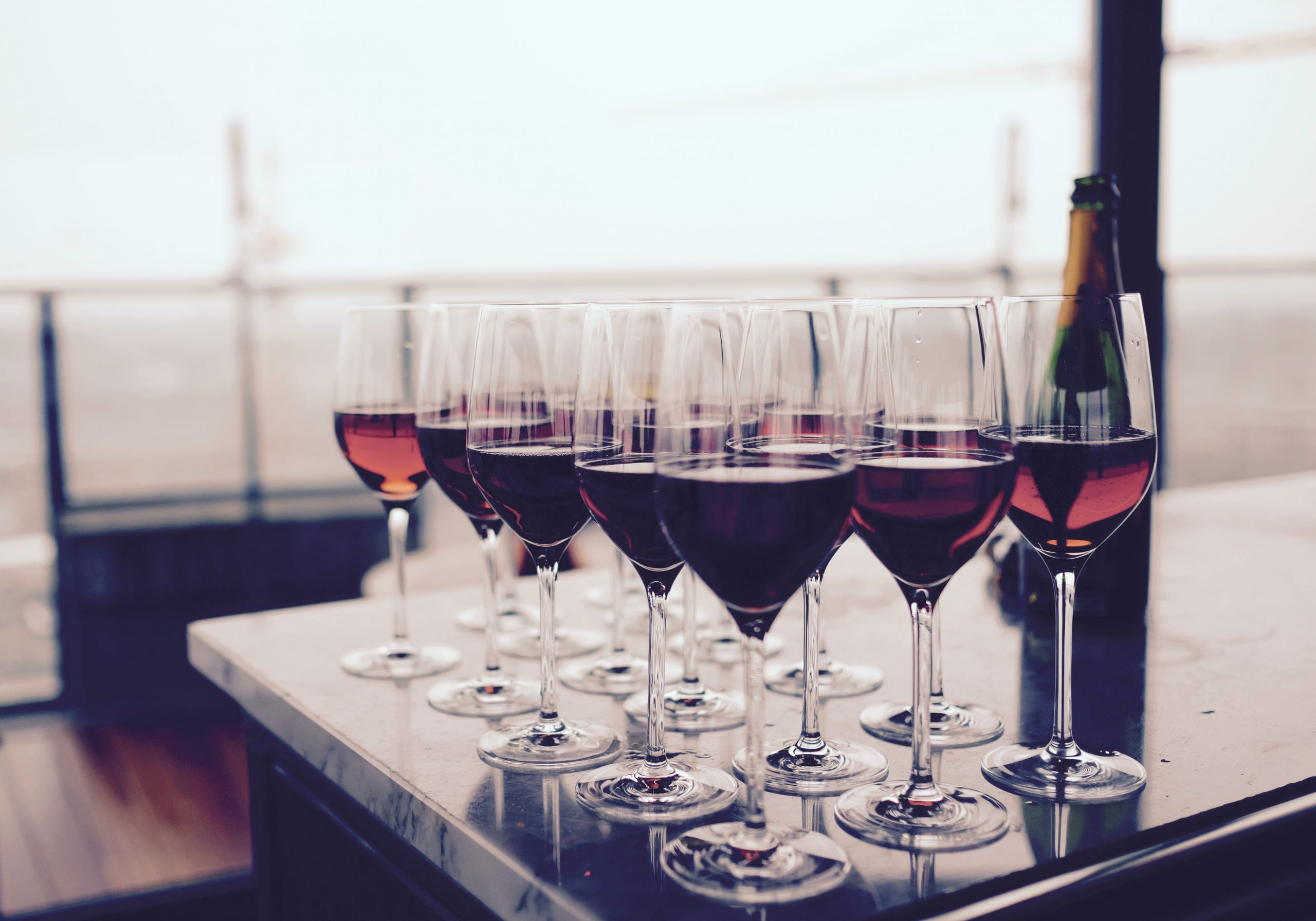 Wine glasses. Learn how to pack glass effectively for your next move.